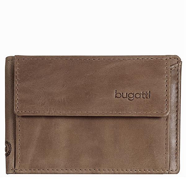 Geldbörse Cm Leder Bugatti Volo 10 Braun VLUMpzqSG