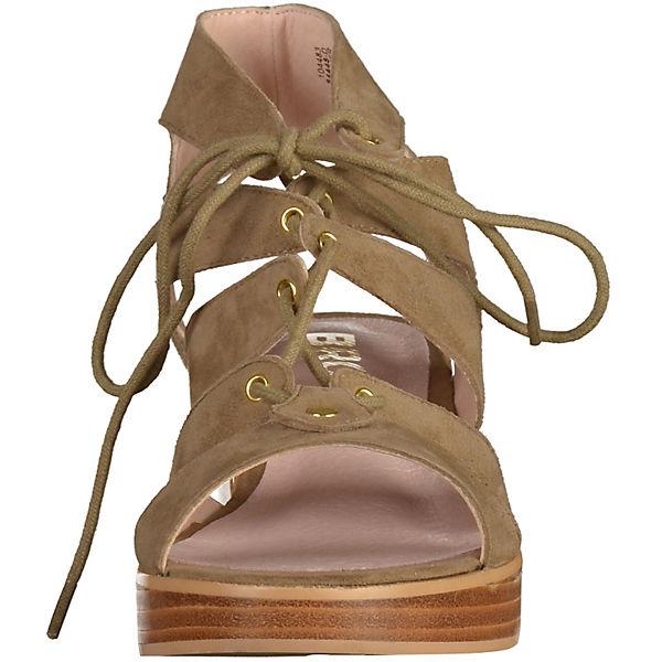 BRONX, BRONX Sandaletten, braun Gute Qualität beliebte beliebte beliebte Schuhe 036936