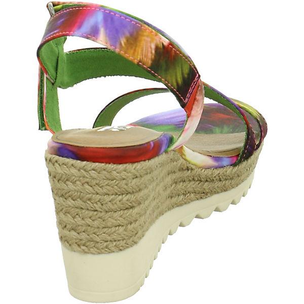 Tamaris Tamaris Sandaletten mehrfarbig