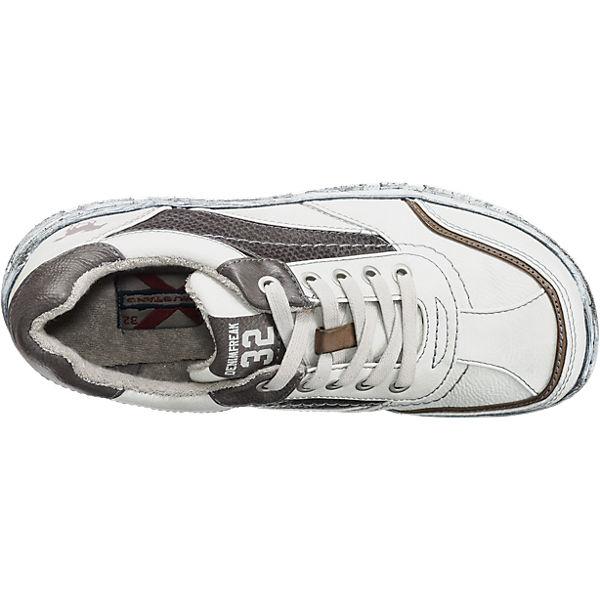 MUSTANG MUSTANG Sneakers weiß-kombi