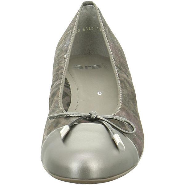 ara, ara Ballerinas, bronze beliebte  Gute Qualität beliebte bronze Schuhe 3fc857