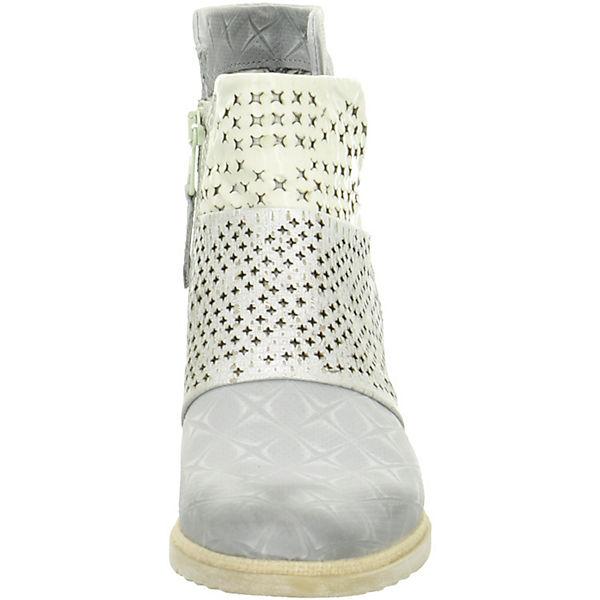 MJUS, MJUS Stiefeletten, weiß  Gute Qualität beliebte Schuhe