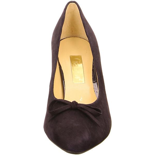 Gabor Gabor Pumps blau Schuhe  Gute Qualität beliebte Schuhe blau 8e85c9