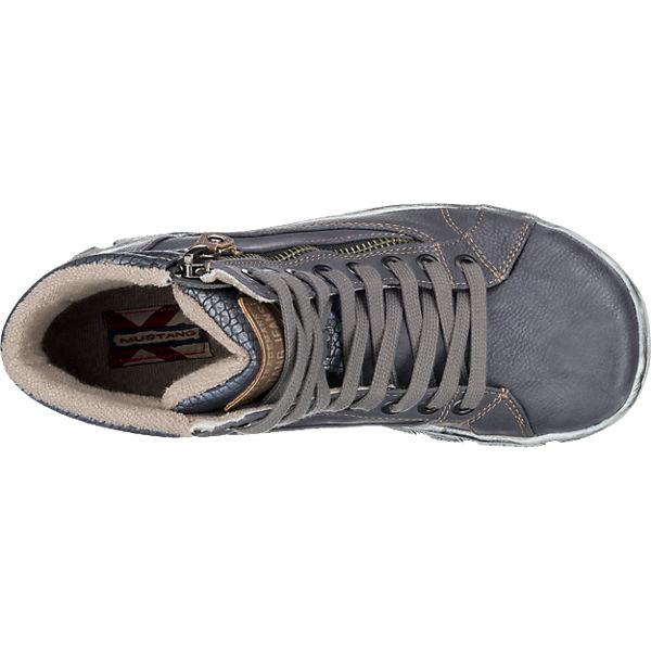 MUSTANG MUSTANG Sneakers dunkelblau