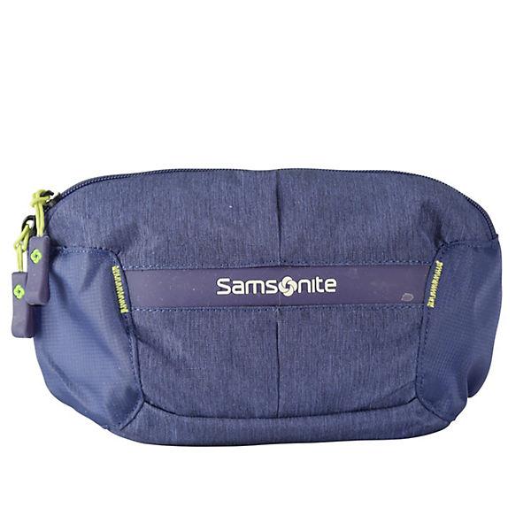 Samsonite Samsonite Rewind Gürteltasche 24 cm blau