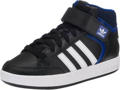 adidas Originals, adidas Originals Varial Mid Sneakers, schwarz kombi