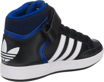 Der Verkaufs adidas Varial Mid Schuhe Weiß Bau Gün ZDE96779