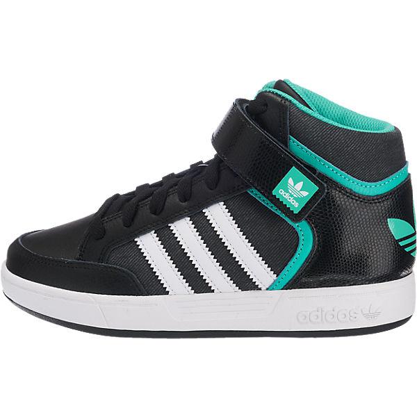 adidas Originals adidas Originals Varial Mid Sneakers schwarz-kombi
