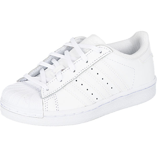 adidas Originals adidas Originals Superstar Foundation Sneakers weiß