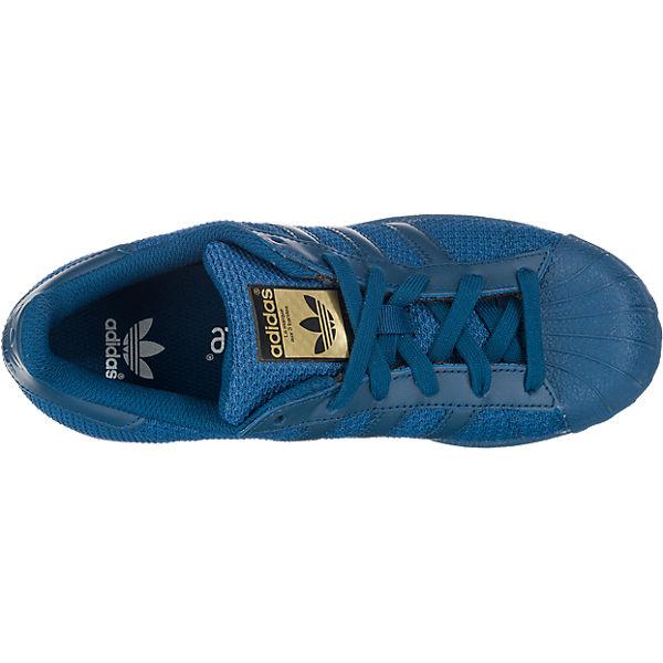 adidas Originals adidas Originals Superstar Sneakers blau-kombi