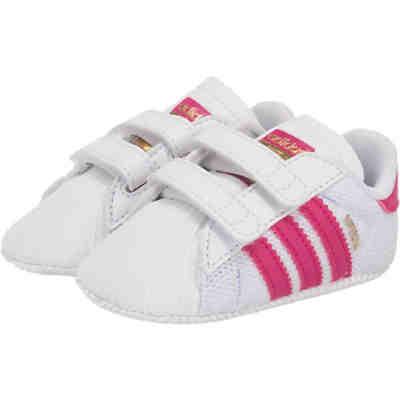 brand new 207d8 4a259 adidas Originals Superstar Crib Krabbelschuhe ...