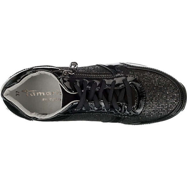 Tamaris Tamaris Mondeo Sneakers schwarz