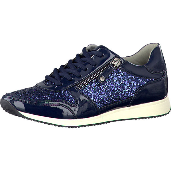tamaris tamaris mondeo sneakers blau mirapodo. Black Bedroom Furniture Sets. Home Design Ideas