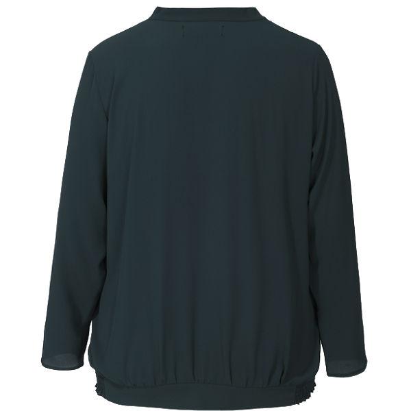 Zizzi grün grün Bluse Zizzi Bluse Bluse Zizzi wq1wBz