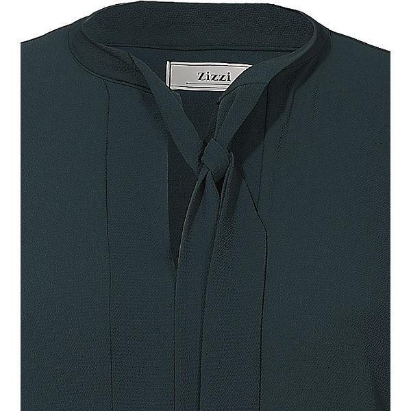 grün Zizzi Zizzi Bluse Bluse grün Zizzi Bluse grün 76gpqawU