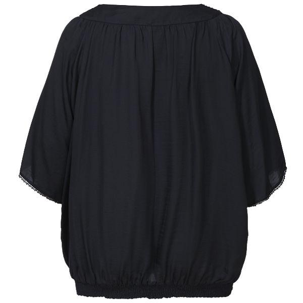 Zizzi Zizzi Bluse schwarz Bluse schwarz Uw6rUPqR