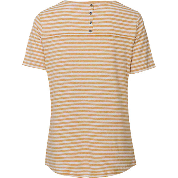 Shirt T gelb s weiß Oliver xnT1q8WwBE