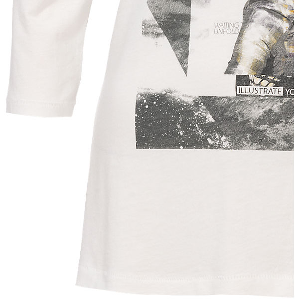 4 s Oliver Shirt creme 3 Arm 8qREfU7q