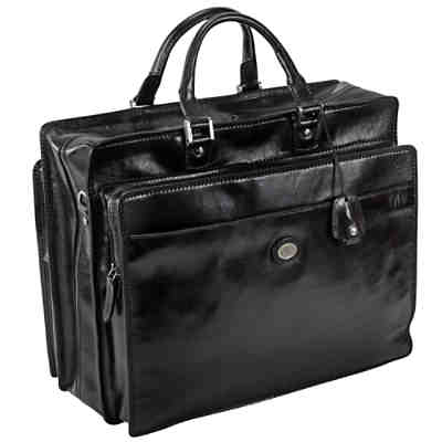 The Bridge Story Uomo Bordtasche Aktentasche Leder 45 cm