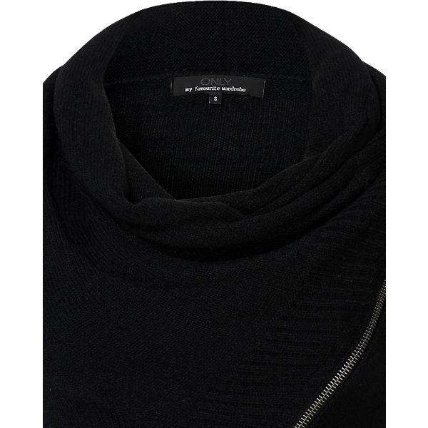 ONLY ONLY Strickjacke schwarz schwarz Strickjacke rwzrg0