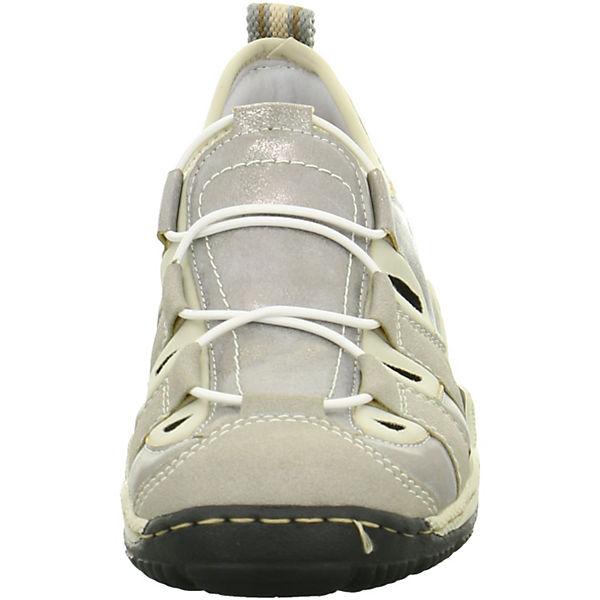 rieker, Gute rieker Slipper, grau  Gute rieker, Qualität beliebte Schuhe 3b6ebc