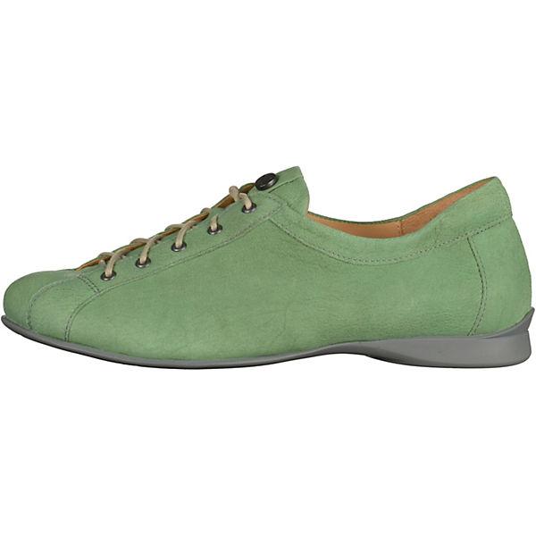 Think!, Think! Halbschuhe, grün  Gute Qualität beliebte Schuhe