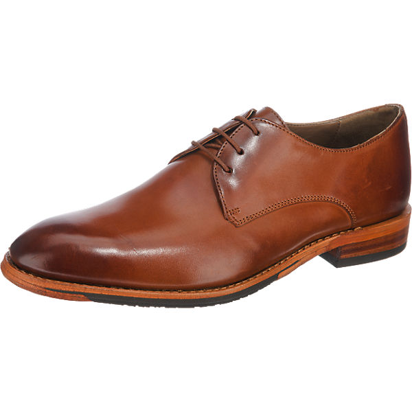 Gordon & Bros Gordon & Bros Mirco Business Schuhe cognac