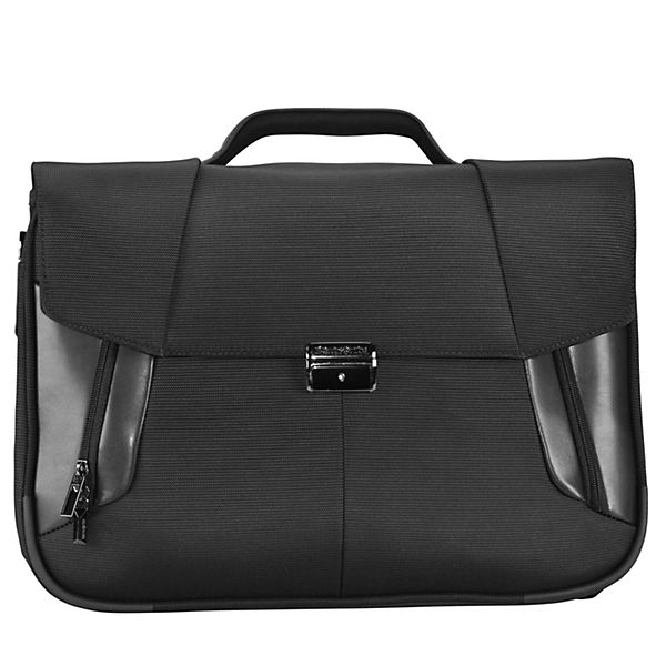 Samsonite XBR Aktentasche 45 cm Laptopfach