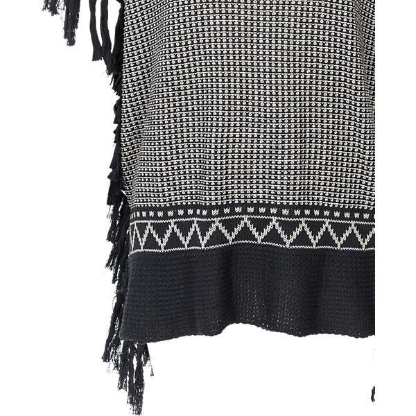 Pullover VILA schwarz VILA Pullover qBC84HwH