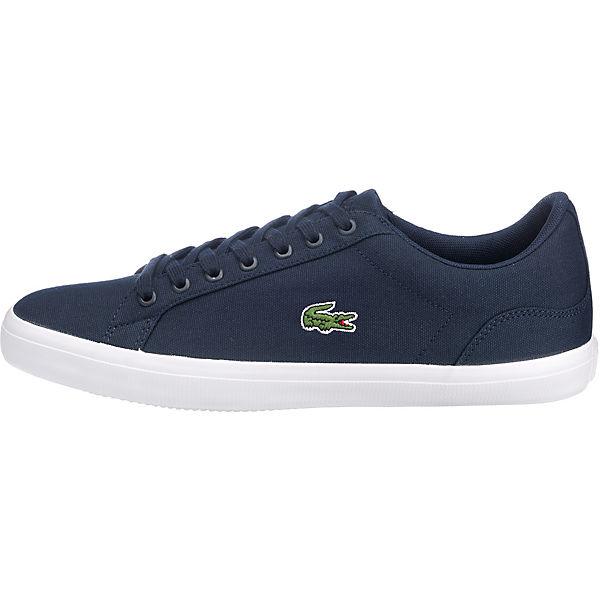 Sneakers Lacoste Sneakers Low Lerond Blau Lacoste Lerond w8HqaFx