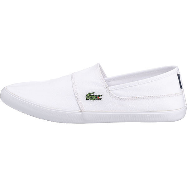 Bl Marice Slipper LACOSTE Cam weiß 2 LACOSTE 6FPqPE