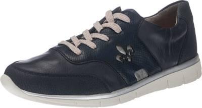 SPROX Damen Sneaker Metallic, graublau