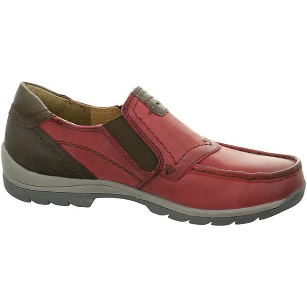 Jana, Jana Slipper, beliebte rot  Gute Qualität beliebte Slipper, Schuhe 6f9ef8