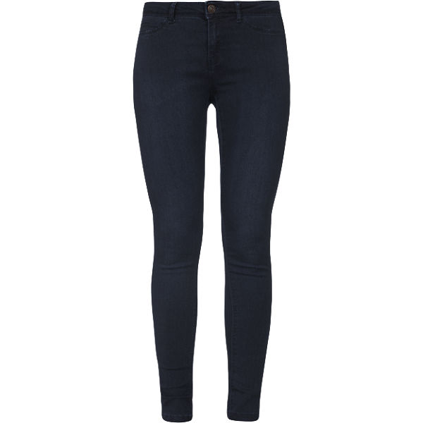 Jeggings blue denim VERO dark MODA 5xwqzO