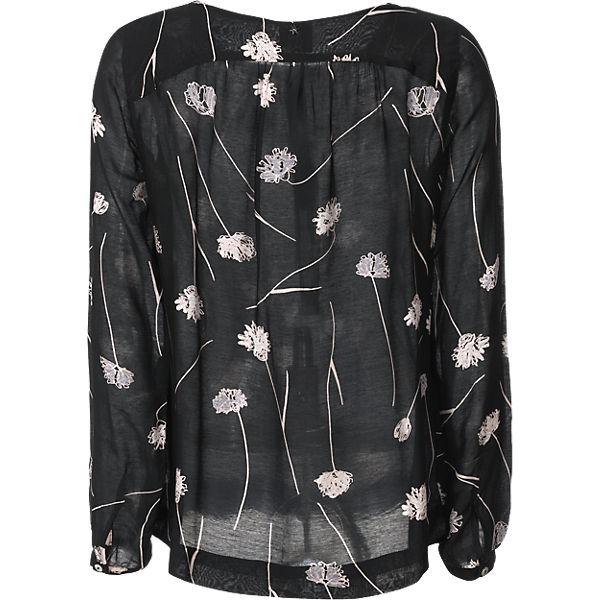 schwarz Bluse CULTURE schwarz CULTURE Bluse f0qv1C1