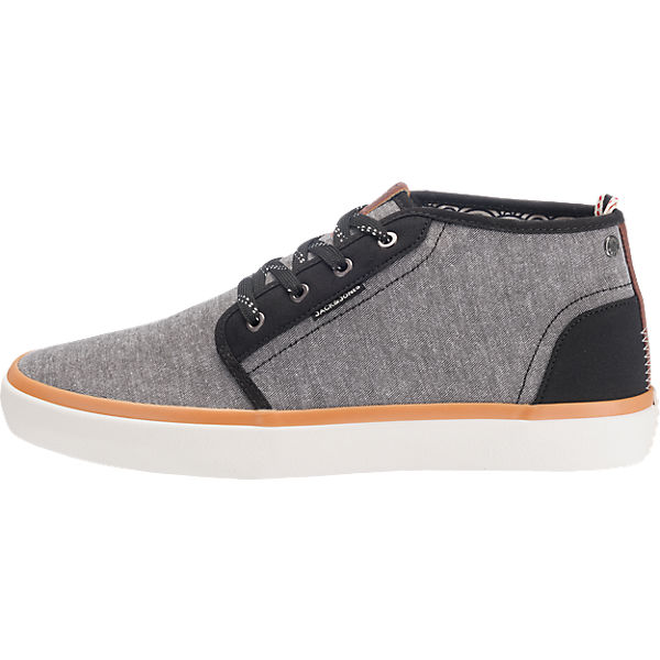 JACK & JONES JACK & JONES Major Sneakers grau-kombi