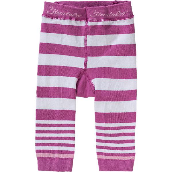 Sterntaler Baby Leggings Doppelpack für Mädchen lila