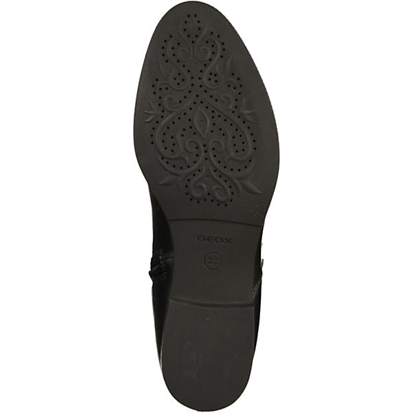 GEOX GEOX Stiefel schwarz