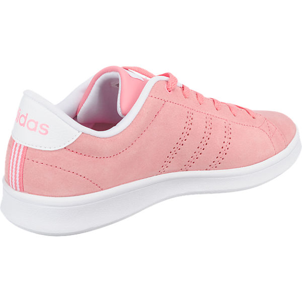 adidas NEO adidas NEO Advantage Clean Qt Sneakers rosa