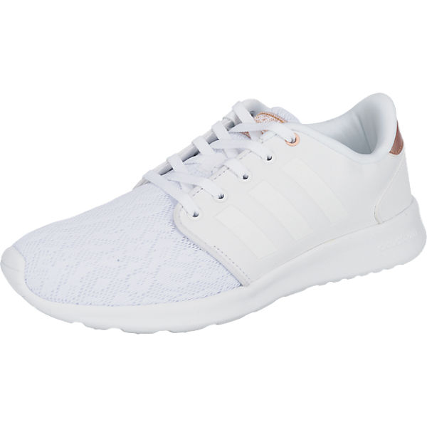 on sale a074c c5745 adidas Sport Inspired, adidas NEO Cloudfoam Qt Racer Sneakers, weiß   mirapodo