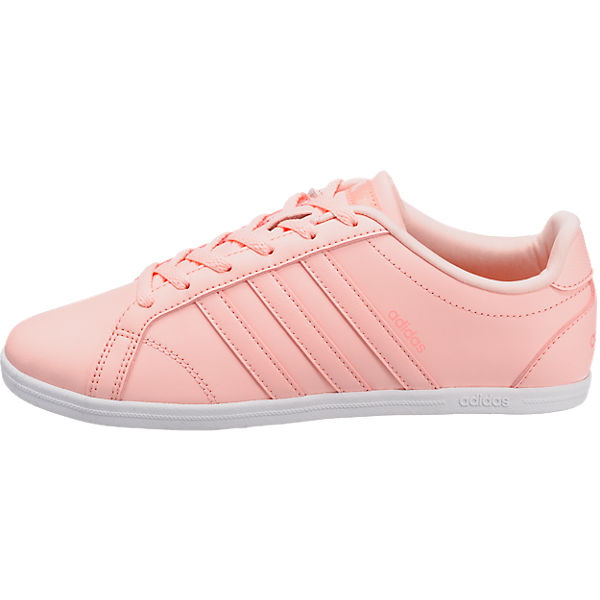 save off 2ebba 6ee11 adidas Sport Inspired, adidas NEO Vs Coneo Qt Sneakers, rosa