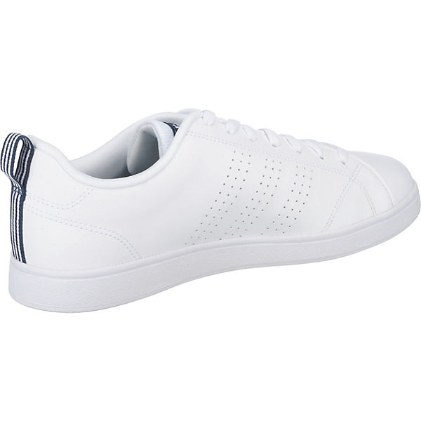 Sport Cl weiß Advantage Vs adidas Inspired Sneakers vqCwAZZdx