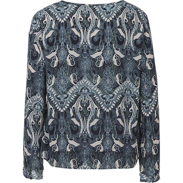 LABEL Oliver s blau BLACK Bluse vqwnxZEdT
