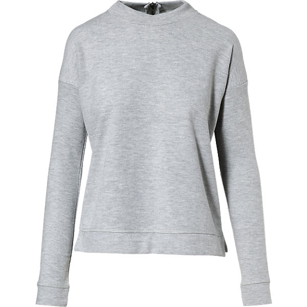 REVIEW Sweatshirt Sweatshirt hellgrau REVIEW hellgrau REVIEW fTp0q