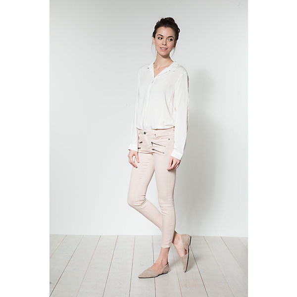 REVIEW Skinny REVIEW Jeans Jeans rosa pOqqv1