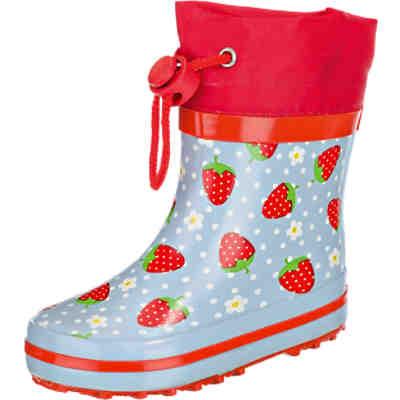 new style 7f97d b499e Playshoes, Kinder Gummistiefel, rosa