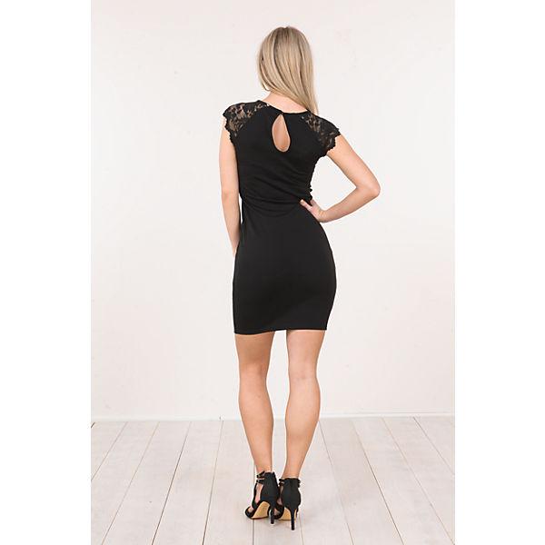 schwarz ONLY ONLY Kleid ONLY Kleid schwarz PPpwEvq