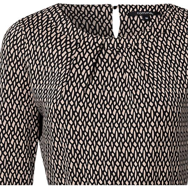 Kleid schwarz Kleid grau Kleid schwarz comma schwarz grau comma comma F8xtnzT