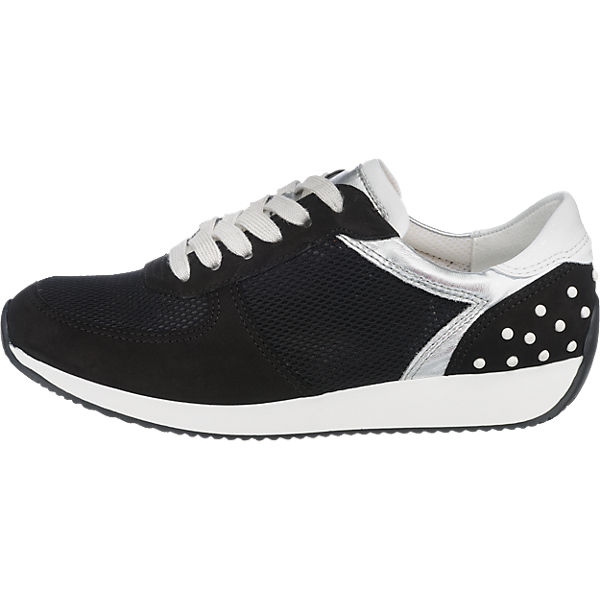 ara ara Lissabon Sneakers schwarz-kombi