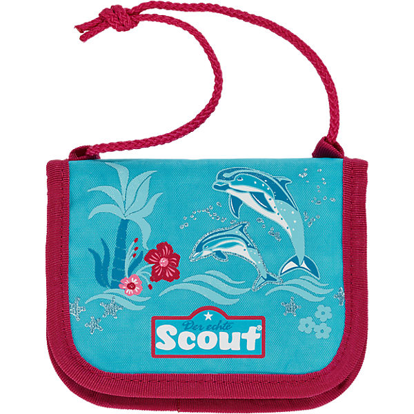 Scout Brustbeutel Happy Dolphins (Kollektion 2017/2018)